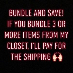 Other - I need to clean out my closet so I can post more